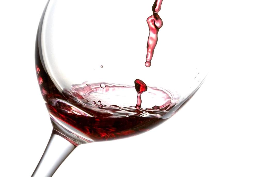 Weinglas Rotwein Objekt Fotografie Stillleben