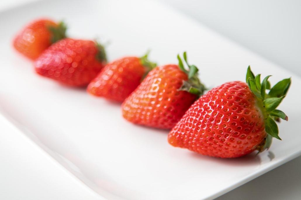 Erdbeeren Stillleben Objekt Fotografie