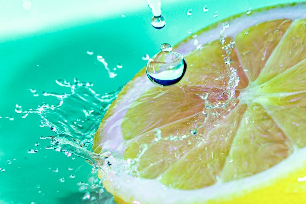 Zitrone - Splash